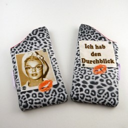 Brillenetui - ICH HAB DEN DURCHBLICK -