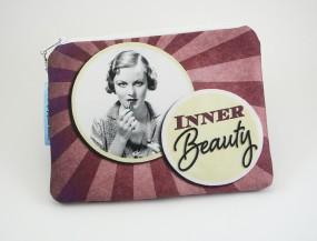 Kosmetiktasche - Inner Beauty -