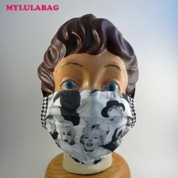 Mund Nasen Bedeckung Community Maske - MARILYN -