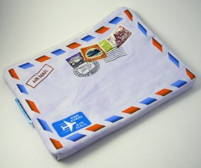 Pad Hülle - Luftpostbrief -