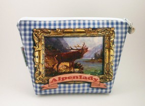 Washbag - Alpenlady -