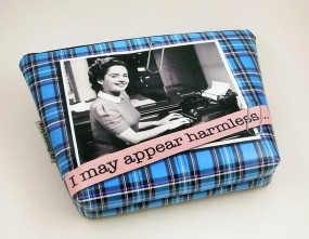 Washbag - harmless -