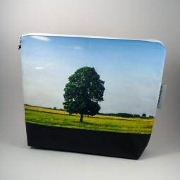Kulturbeutel- Baum -