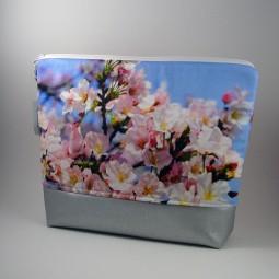 Kulturbeutel - Kirschblüten -